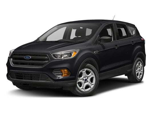 2017 Ford Escape S In Enterprise Al Montgomery Ford Escape Ed
