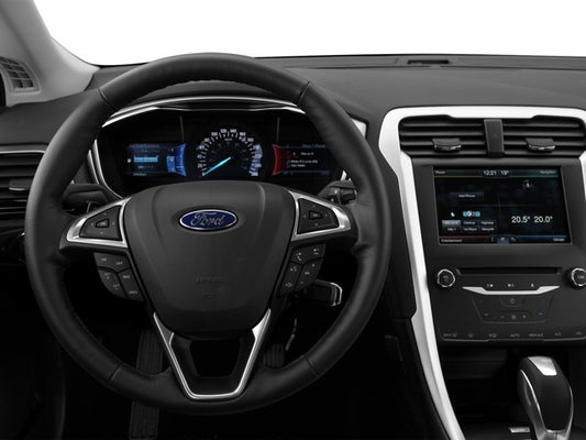 2016 Ford Fusion Se In Enterprise Al Ed Sherling Inc