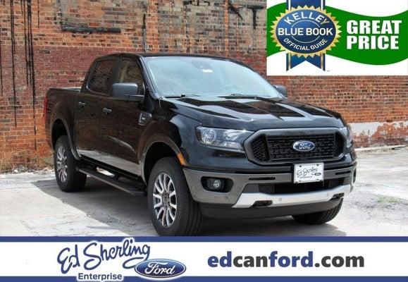 Ed Sherling Ford >> 2019 Ford Ranger Xlt